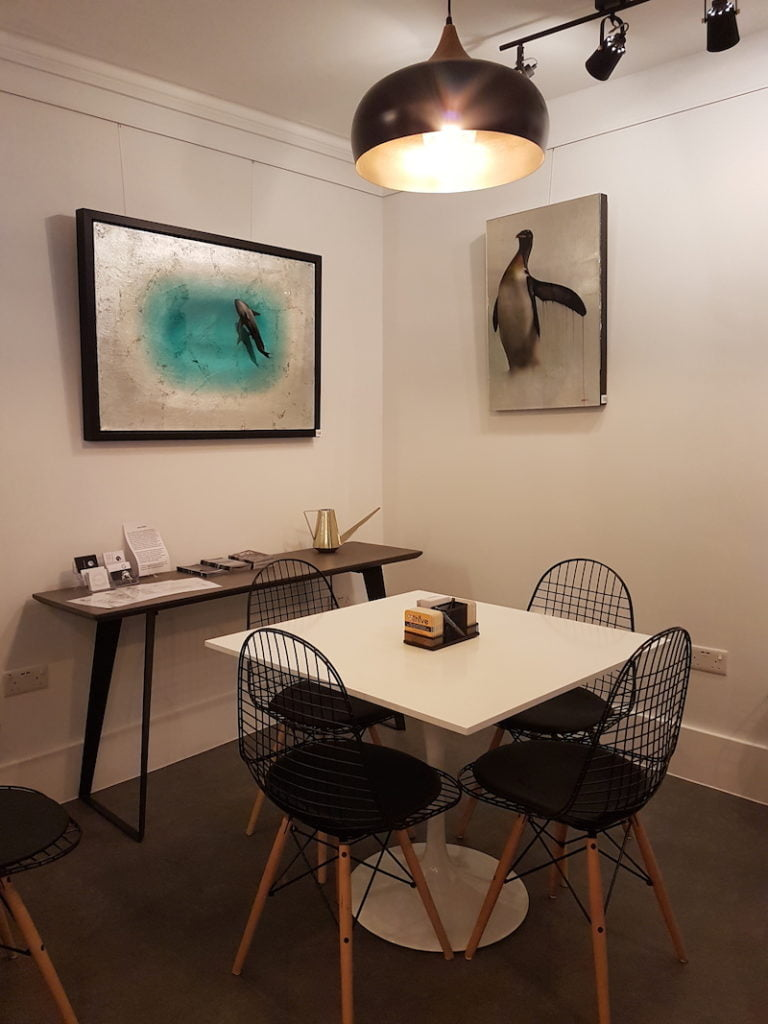 Meeting Zone in Cranbrook