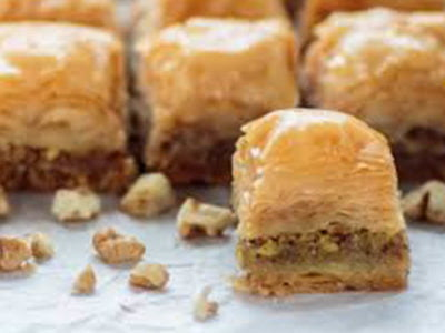 Baklava The Hive Cranbrook
