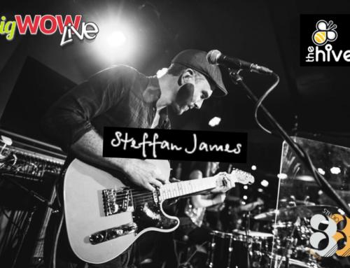 Steffan James LIVE – Music & Meze on Friday 6th December