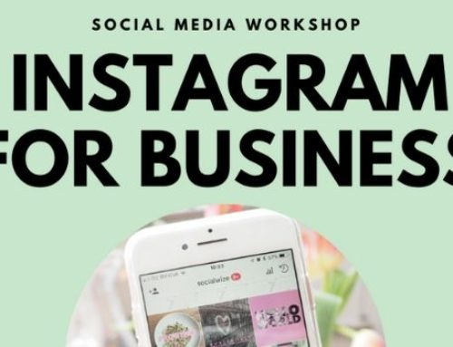 Social Media Workshop – Instagram for Business – 26th March 2020