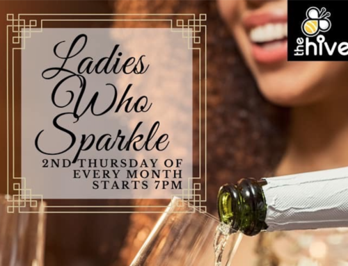Ladies Who Sparkle, 2nd Thursday of every month