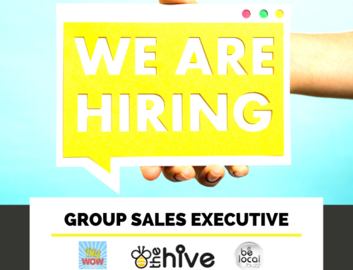 Recruiting for a Group Sales Executive