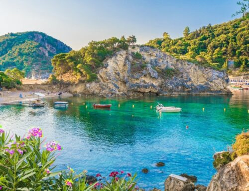 Win a holiday to Corfu